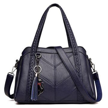Женская сумка ACELURE, синяя П2233