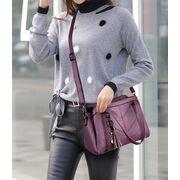 Женские сумки - Женская сумка ACELURE, красная П2234