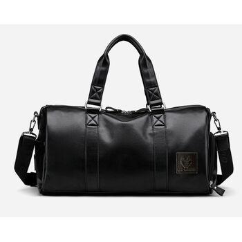 Мужская сумка LIELANG, черная 0127
