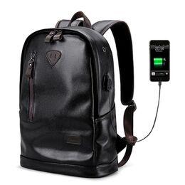 Мужской рюкзак LIELANG, черный 0128