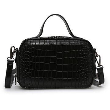 Женская сумочка на плечо, черная П2264