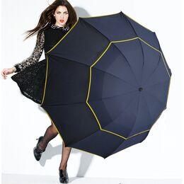Зонтик синий 0130