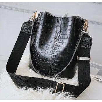 Женская сумка, черная П2274
