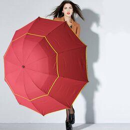 Зонтик красный 0131
