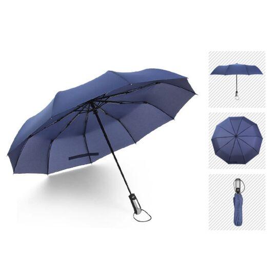Зонты - Зонтик синий П0132