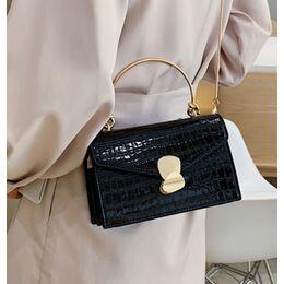 Женская сумка клатч, черная П2297