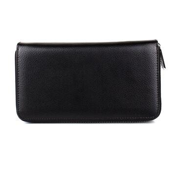 Женский кошелек, черный П2310