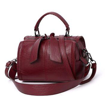 Женская сумка FUNMARDI, красная П2320