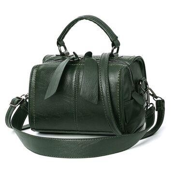 Женская сумка FUNMARDI, зеленая П2321