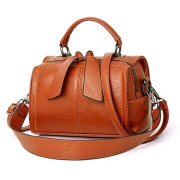 Женская сумка FUNMARDI, коричневая П2323