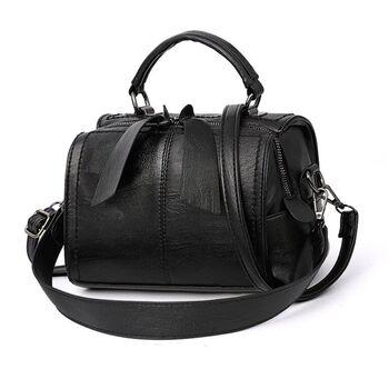 Женская сумка FUNMARDI, черная П2324