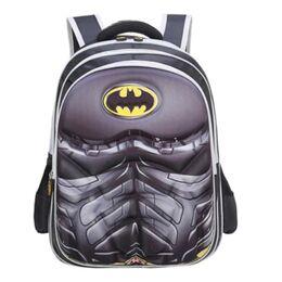 "Детский рюкзак ""Бетмен"" 0136"