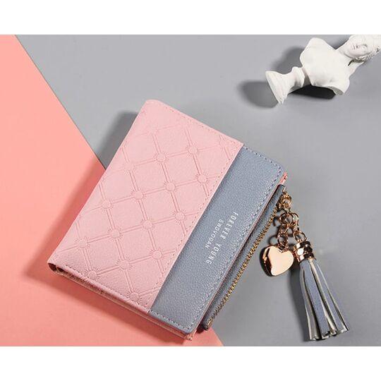 Женские кошельки - Женский кошелек DEABOLAR, розовый П0137