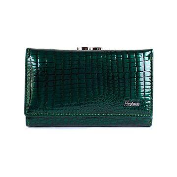 Женский кошелек HH, зеленый П2360