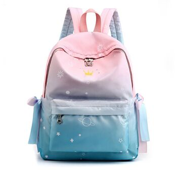 Женский рюкзак TuLaduo, голубой П2366