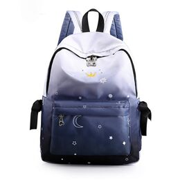 Женский рюкзак TuLaduo, синий 2370