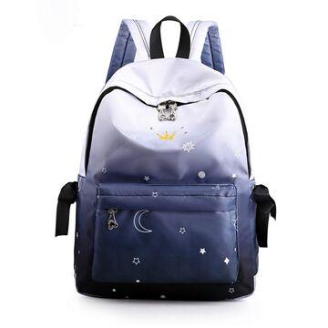 Женский рюкзак TuLaduo, синий П2370
