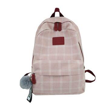 Женский рюкзак DCIMOR, розовый П2386