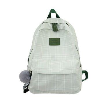 Женский рюкзак DCIMOR, зеленый П2387