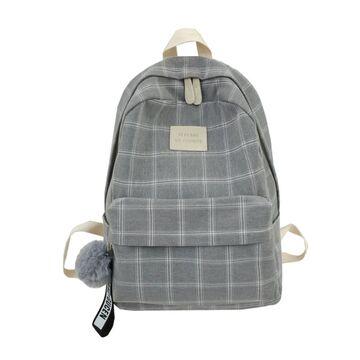 Женский рюкзак DCIMOR, серый П2388