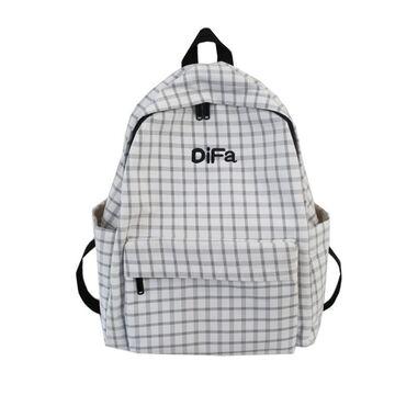 Женский рюкзак DCIMOR, белый П2394