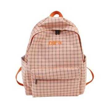 Женский рюкзак DCIMOR, оранжевый П2396