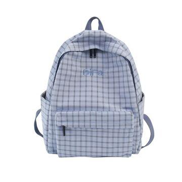 Женский рюкзак DCIMOR, синий П2398
