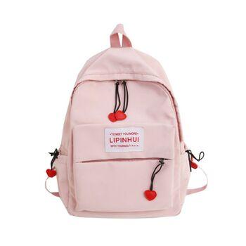 Женский рюкзак DCIMOR, розовый П2400