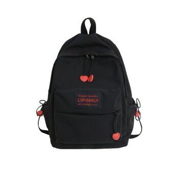 Женский рюкзак DCIMOR, черный П2402