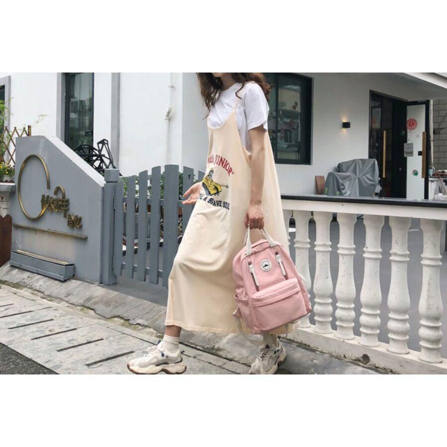 Женские рюкзаки - Женский рюкзак DCIMOR, розовый П2404