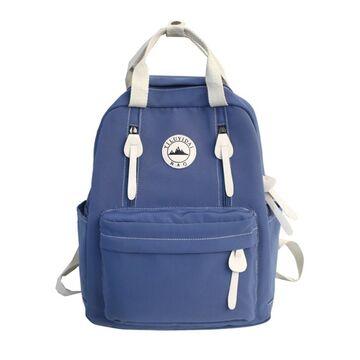 Женский рюкзак DCIMOR, синий П2405