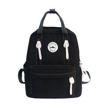 Женский рюкзак DCIMOR, черный П2406