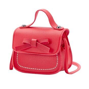 Детская сумка, красная 0144
