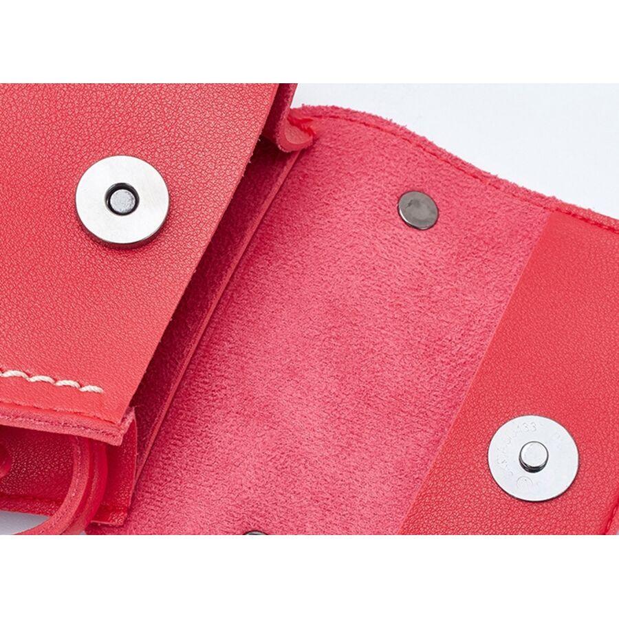 Детские сумки - Детская сумка, красная 0144