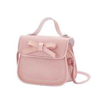 Детская сумка, розовая П0145