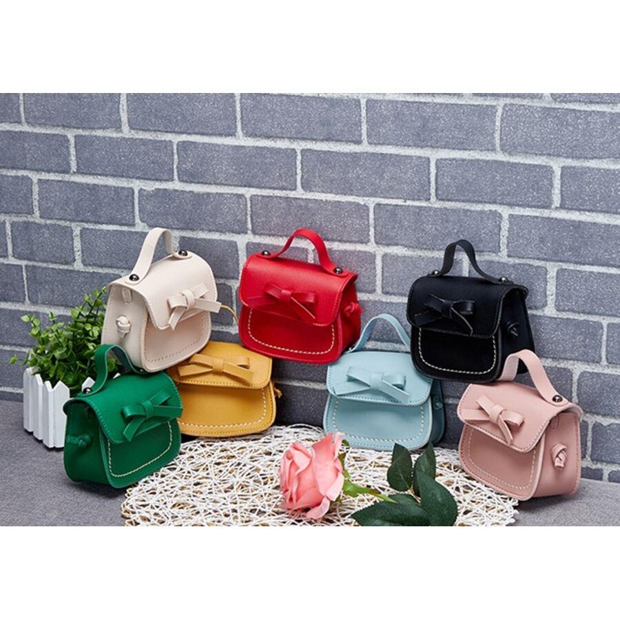 Детские сумки - Детская сумка, розовая 0145