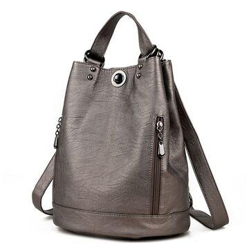 Женский рюкзак, бронза П2429