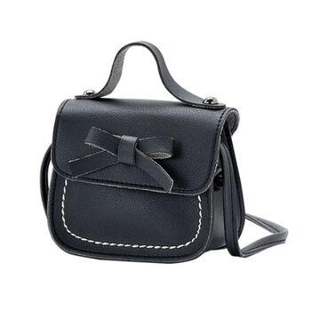Детская сумка, черная П0146