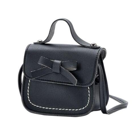 Детские сумки - Детская сумка, черная П0146