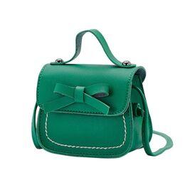 Детская сумка, зеленая 0147