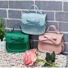 Детская сумка, зеленая П0147
