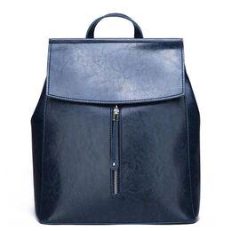Женский рюкзак, синий П2458