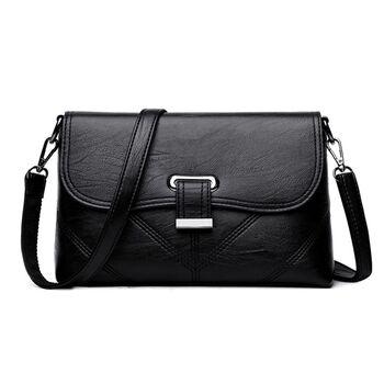 Женская сумка SAITEN, черная П2465