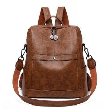 Женская сумка SAITEN, коричневый П2469