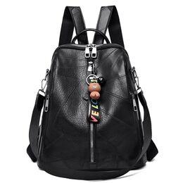 Женский рюкзак SAITEN, черный П2486