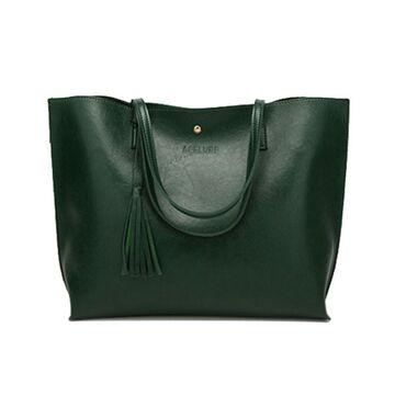Женская сумка ACELURE, зеленая П2441