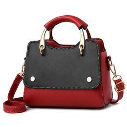 Женская сумка ACELURE, красная П2446