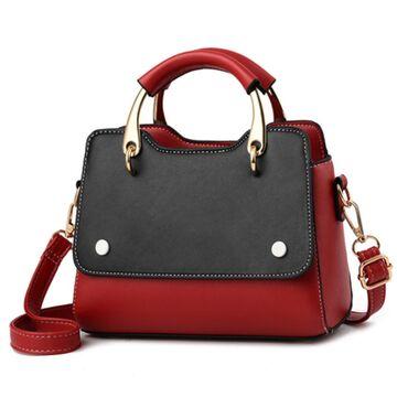 Женская сумка ACELURE, красная П2705