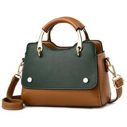Женская сумка ACELURE, коричневая П2447