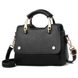 Женская сумка ACELURE, черная П2448